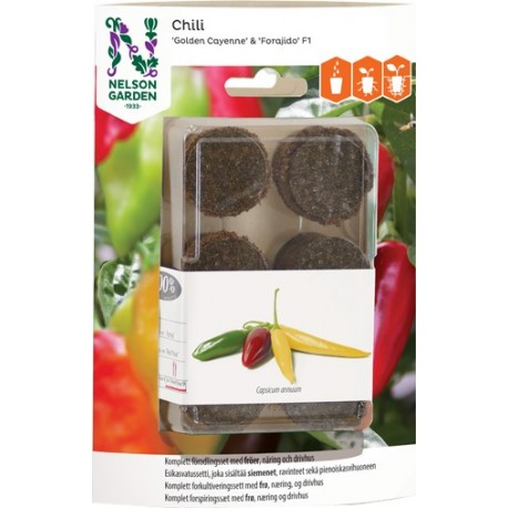 Chili Easy to Grow 1-pack