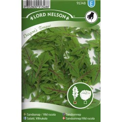 Rucola 'Dragons Tongue' frö 1-pack