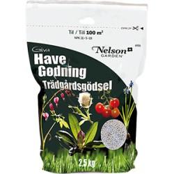 Giva Trädgårdsgödsel 2,5kg 1-pack