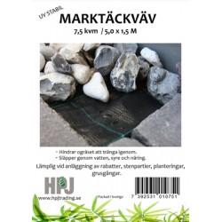 MARKTÄCKVÄV 7,5 m2 1-PACK