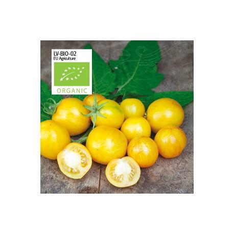 Tomat 'Tigerette Cherry' frö 1-pack