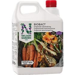 BIOBACT, Organisk växtnäring, 1-PACK (tillfälligt slut)