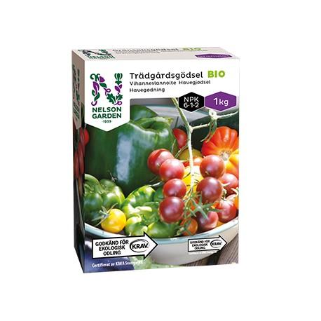 Trädgårdsgödsel 1 kg, 1-PACK
