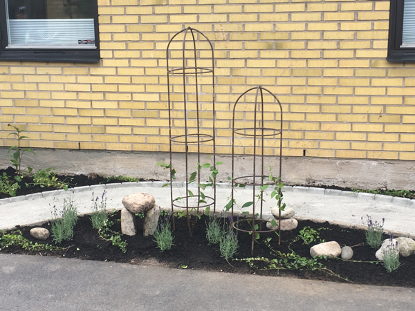 Trädgårdsidyll, bild 2